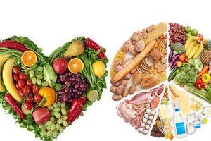 Kiểm soát chế độ ăn liên quan đến bệnh không lây nhiễm