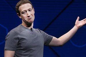 2018 - năm đen tối đáng quên của CEO Facebook