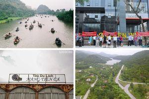 Tin tức Hà Nội 24h: 'Siêu dự án' tâm linh 15.000 tỉ tại Chùa Hương