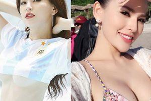 'Thánh nữ Mì Gõ', Elly Trần có vòng 1 đẹp lý tưởng nhất showbiz