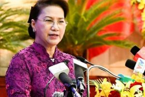 Chủ tịch Quốc hội: 'Đà Nẵng không tụt hậu mà đang chững lại'