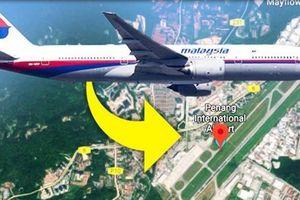 Nóng mới: Đây là nơi MH370 cố tới tránh nạn trước khi rơi