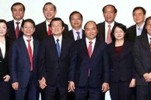 Thủ tướng Nguyễn Xuân Phúc dự lễ công bố điều chỉnh quy hoạch Khu kinh tế mở Chu Lai và kỷ niệm 15 năm Thaco - Chu Lai