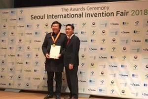 Phần mềm MMS.net đạt giải vàng tại triển lãm quốc tế SIIF 2018