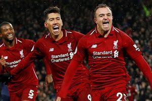 Man United miễn cưỡng vào Top 6 sau thảm bại đại chiến ở Anfield