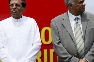 Sri Lanka: Trong ngày nhậm chức, thủ tướng bị tổng thống chỉ trích