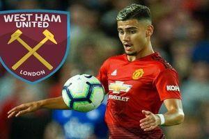 Chuyển nhượng bóng đá mới nhất: West Ham tính mượn sao trẻ MU