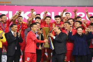 Sau khi vô địch AFF Cup, đội tuyển Việt Nam nhận lịch đón Tết xa nhà