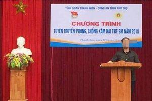 Vụ Hiệu trưởng bị tố dâm ô nhiều nam sinh ở Phú Thọ: Nạn nhân tiết lộ số lần bị thầy gọi lên phòng