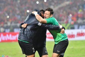 Bức thư đầy xúc động của mẹ Văn Lâm gửi người hâm mộ Việt Nam sau chiến thắng AFF Cup 2018