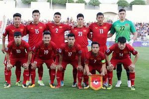 Đội tuyển Việt Nam sẽ qua 2 màn 'thử lửa' trước khi bước vào VCK Asian Cup 2019