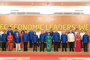 Bí mật 'Sắc tơ APEC'