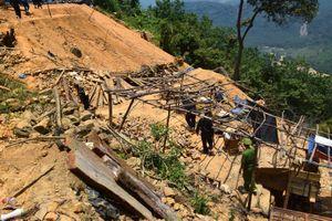 Tìm thấy thi thể người phụ nữ bị nước cuốn trôi khi vào núi Chúa tìm vàng