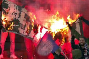 Bạo loạn ở bóng đá Thụy Sĩ
