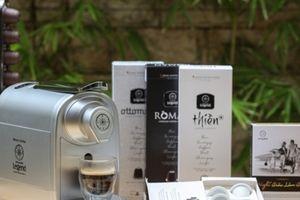 Trung Nguyên Legend Capsule – Lựa chọn đẳng cấp cho phong cách cà phê single-serve hiện đại