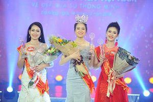 Nhan sắc top 3 Hoa khôi Sinh viên Việt Nam 2018