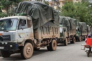 Bộ Công an bắt trên 100 tấn hàng hóa nhập lậu