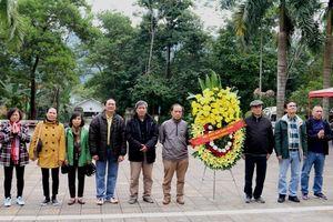 Hội Dầu khí Việt Nam tổ chức về nguồn tại Hà Giang