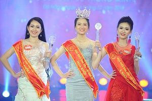 Tân hoa khôi sinh viên Việt Nam đến từ Đại học Luật – Huế