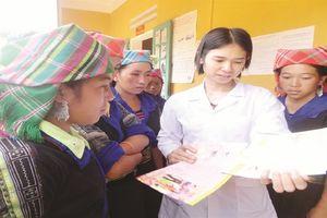 Đẩy mạnh y tế cơ sở hướng tới bao phủ sức khỏe toàn dân