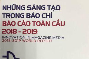 Thông tấn xã Việt Nam xuất bản ấn phẩm về những sáng tạo trong báo chí thế giới