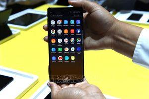 OLED chiếm hơn 60% thị phần màn hình smartphone toàn cầu