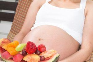 Những loại trái cây ít đường cực kỳ tốt cho bà bầu
