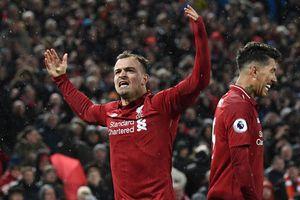 Clip: Hứng chịu 36 pha dứt điểm, M.U 'ngã ngựa' trước Liverpool