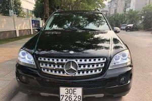 Mua SUV Mercedes-Benz với giá hơn 400 triệu đồng, chuyện lạ có thật trên thị trường xe cũ