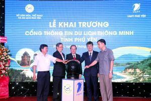 Phú Yên Khai trương Cổng thông tin du lịch thông minh