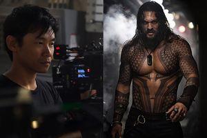 Có ai như James Wan, đạo diễn 'Aquaman' mà vẫn 'ngứa nghề' thêm vào chút màu 'The Conjuring'!