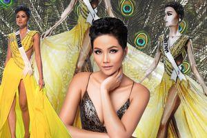 H'Hen Niê và hành trình chinh phục giấc mơ 'chim Khổng Tước' tại Miss Universe 2018