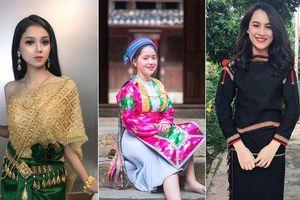 Sau Hoa hậu H'Hen Niê, đây là những thiếu nữ dân tộc sở hữu nhan sắc không chê vào đâu được