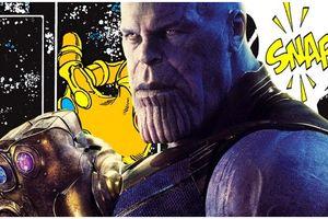 Marvel tiết lộ cái tên chính thức cho 'cú búng tay thần thánh' của Thanos
