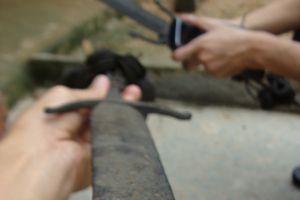 Những thanh kiếm bí ẩn ở Việt Nam: Kiếm báu kỳ lạ của tổ tiên người Dao