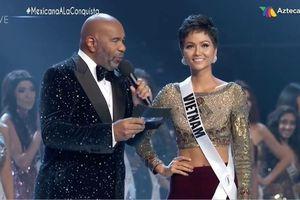 H'Hen Niê làm nên lịch sử nhan sắc Việt sau 10 năm khi lọt Top 5 Miss Universe 2018