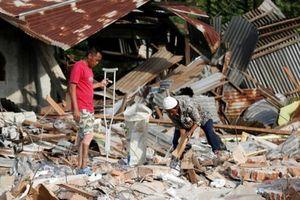 Indonesia: Động đất mạnh 6,2 độ richter