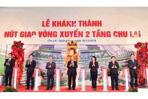 Công bố điều chỉnh quy hoạch Khu Kinh tế mở Chu Lai và Lễ kỷ niệm 15 năm THACO – Chu Lai