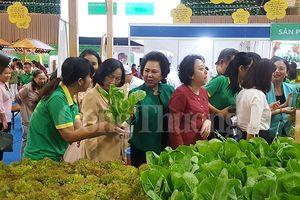 TP Hồ Chí Minh: Hiệu quả từ phiên chợ nông sản an toàn