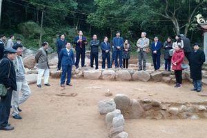 Thanh Hóa: Công bố kết quả khai quật khảo cổ học tại địa điểm chùa Am Các