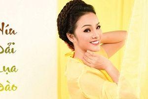 Ca sĩ Tân Nhàn: 'Cuộc chơi' lớn với âm nhạc truyền thống