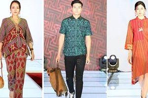 Ấn tượng 'sắc màu văn hóa' tại đêm hội thời trang Indonesia