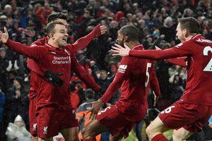 Toàn cảnh Liverpool 3-1 MU: 'Siêu dự bị' Shaqiri sửa sai cho Alisson