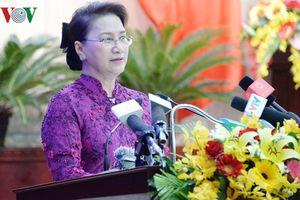 Chủ tịch Quốc hội dự Kỳ họp thứ 9, HĐND thành phố Đà Nẵng