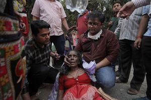 Cháy bệnh viện ở Ấn Độ khiến ít nhất 6 người chết