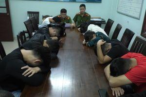 13 nam thanh nữ tú mở 'tiệc ma túy' trong chung cư cao cấp ở Đà Nẵng