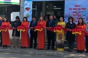 Quảng bá các sản phẩm nông sản an toàn của Lào Cai tại Hà Nội
