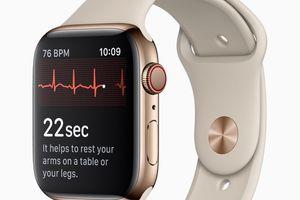 Đừng vội tin tính năng đo điện tâm đồ trên Apple Watch 4