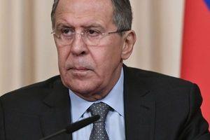 Ông Lavrov: Nga hy vọng sẽ tiếp tục hợp tác quân sự với Israel ở Syria