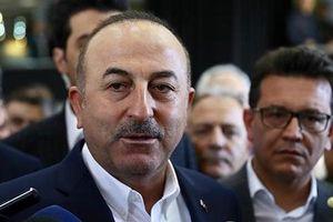 Thổ Nhĩ Kỳ phủ nhận thông tin Ankara sẽ làm việc với Tổng thống Syria